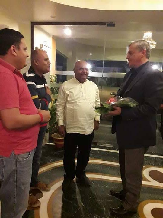 Russian Ambassador to Nepal
